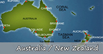 For completing the Tour: Australia / New Zealand.