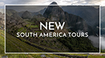 For completing the Tour: South America.